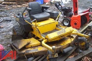Howard Price 360Z Mower