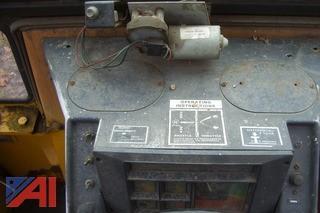 1978 Case 580C Backhoe