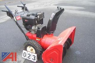 Toro 1332 Snowblower