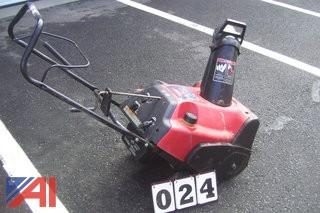 Toro CCR 3650 snowblower