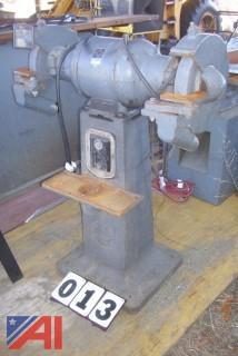Queen City Pedestal Grinder