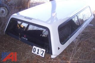 Leer 8' Truck Cap