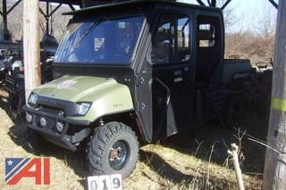 Polaris Ranger Crew Cab 700