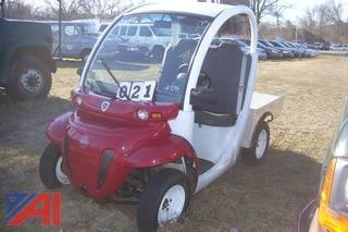2000 GEM Electric Car E825