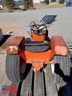 1980 Case 446 Riding Tractor