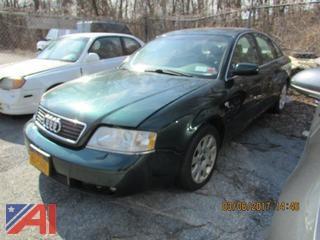1999 Audi A6 4 Door