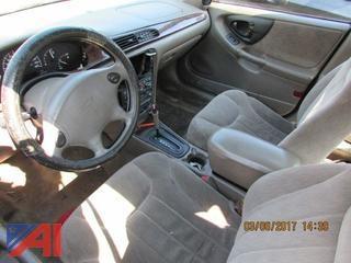 2000 Chevrolet Malibu 4 Door