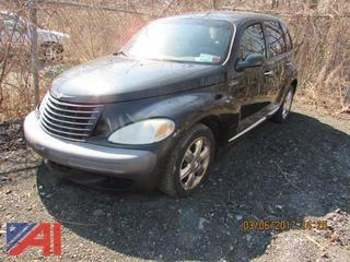 2003 Chrysler PT Cruiser 4 Door