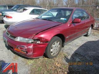 1997 Honda Accord 2 Door