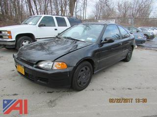 1995 Honda Civic 2 Door