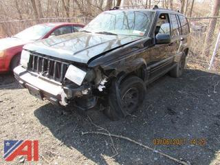 1996 Jeep Grand Cherokee SUV