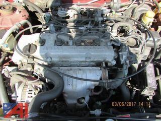 2000 Nissan Altima 4 Door