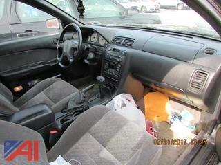 1998 Nissan Maxima 4 Door