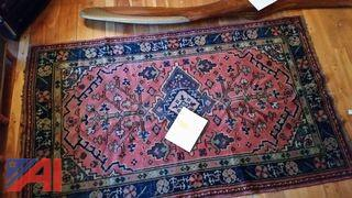 Lot of Oriental Rugs