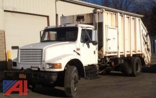 1991 International 4900 Garbage Truck