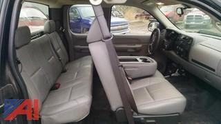 2007 Chevrolet Silverado 1500 Ext Cab Work Truck