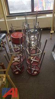 (15) Stacking Stools