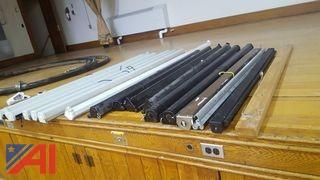 (15) Assorted Projector Screens
