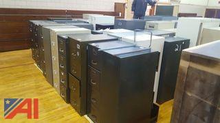(55) Assorted Filing Cabinets