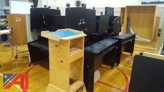Lot of Computer Desks and More