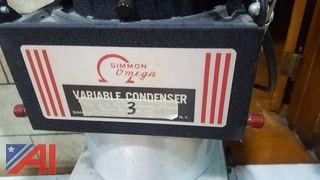 (4) Simmon Omega Image Enlargers