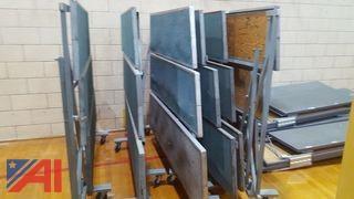 (1) Set of Risers