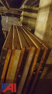 Lot of Maple Work Bench Table Tops