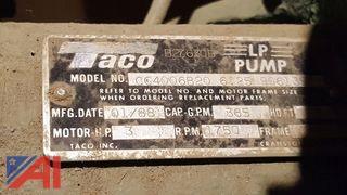 Taco LP Pump