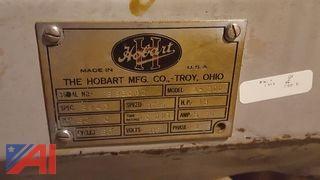 Hobart Mixer/Chipper