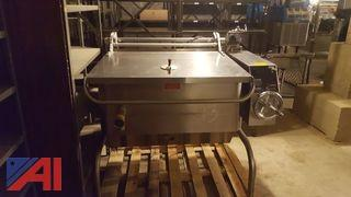 Groen Eclipse Ergonomic Steam Table