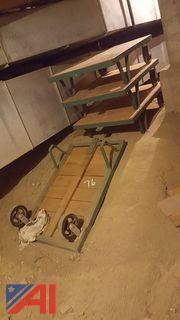 (4) Carts