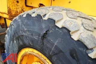 2007 Hyundai HL757-7 4wd Turbocharged Wheel Loader