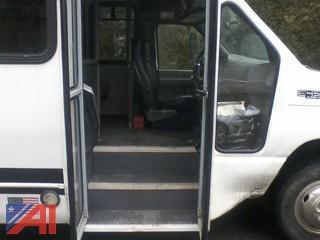 1999 Ford E450 Shuttle Bus