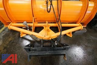 11' Heavy Truck Front Plow Unit