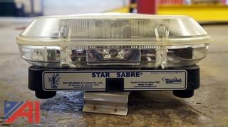 Signal Star Sabre Law Enforcement Light Bar
