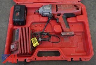 "Milwaukee Heavy Duty 1/2"", 18V Impact Wrench"