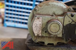 3/4 HP Electric Air Compressor
