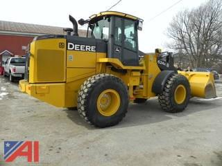 2015 John Deere 624K Loader  **4% Buyer's Premium**