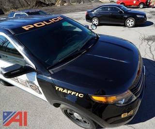 **4% BP** 2015 Ford Explorer Police Interceptor