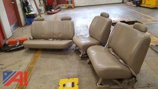 Chevy Suburban Vehicle Seats
