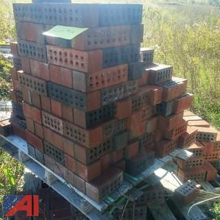 Approx (300) Bricks
