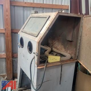 Skat Blast Cabinet