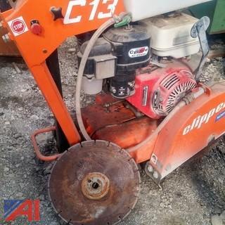 Chipper C13 Concrete Saw