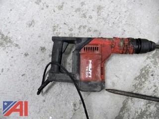 Hilti TESS Hammer Drill
