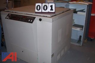 2004 Nuarc Flip Top Plate Maker