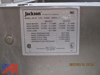 Jackson Commercial Dishwasher