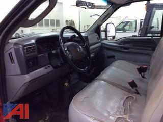 2003 Ford F350 King Crew Cab Pickup