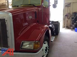 1997 Peterbilt 385 Tractor Trailer