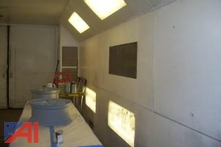 Devilbiss Paint Spray Booth