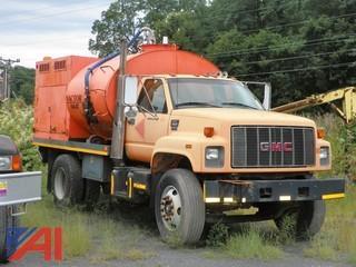 1999 GMC 7H4 Tank Truck